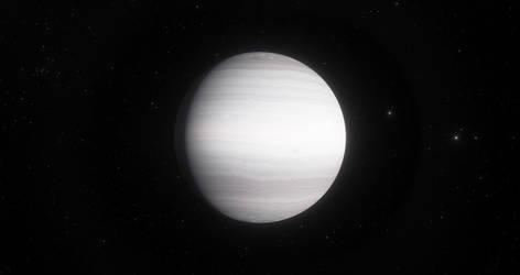 Planet Cyberia in the Atlantica System
