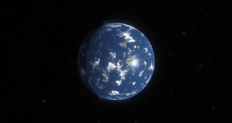 Planet Oceana Major in the Atlantica System