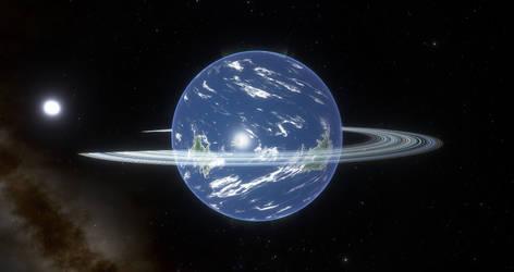 Planet Oceana Minor in the Atlantica System