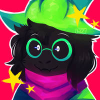 Ralsei icon by wheezeroni