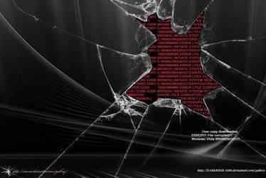 Windows Vista Broken Errors by DARKRISER-1080