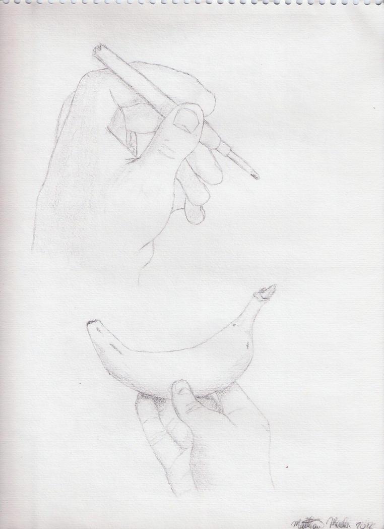 Hands Sketch by DARKRISER-1080