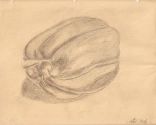 Pepper Sketch by DARKRISER-1080