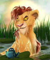 Swamp Prince by FrolJoker