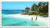 Pirates of the Caribbean Island stamp by Narucid