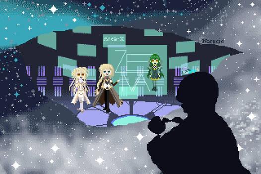 Area-X pixel art