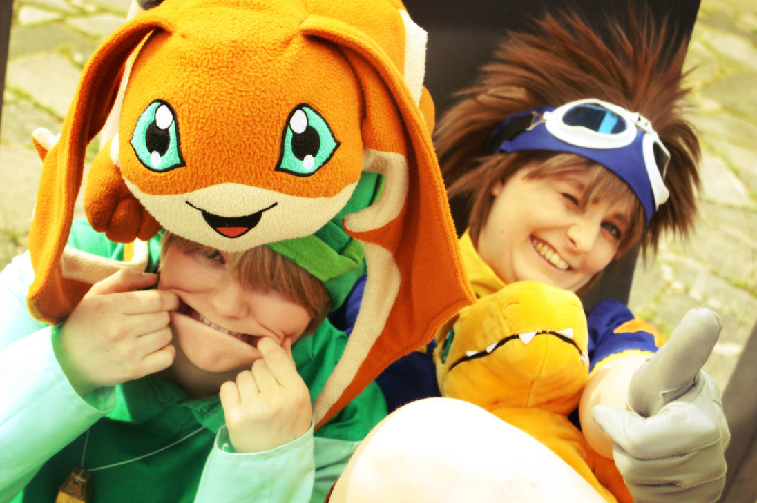 Digimon: Childs play by xPixieSoulx