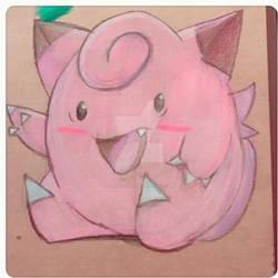 [Pokemon] The fairy.