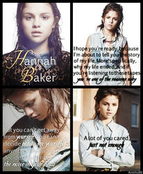 13RW official casting: Hannah Baker by Anichu90v2