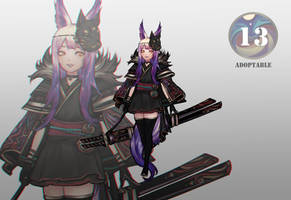 [CLOSED]ADOPT AUCTION Number:13
