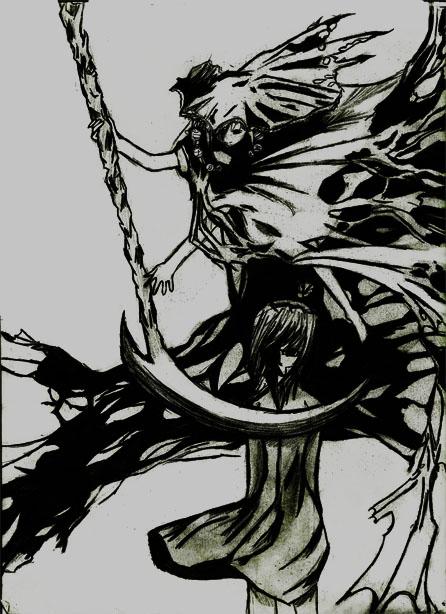 Guardian Demon by MichiIzkurEreshkigal