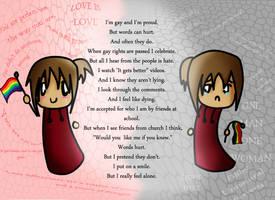 Words Can Hurt by MichiIzkurEreshkigal