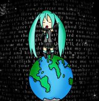World is Mine for Konikaa by MichiIzkurEreshkigal