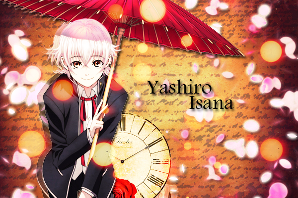 Yashiro Isana by LittleAiiko