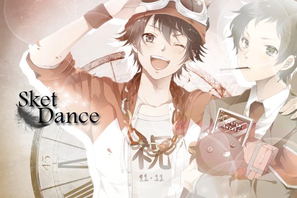 Sket Dance by LittleAiiko