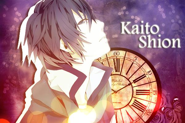 Kaito Shion by LittleAiiko