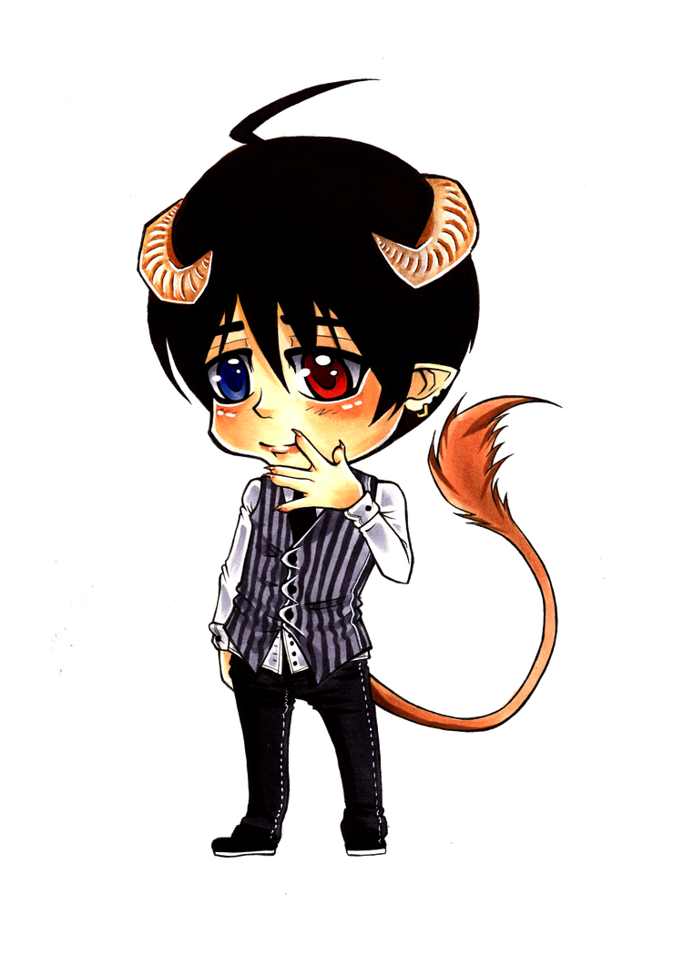 Demon by tonbo-kun
