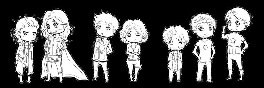 Avengers by tonbo-kun