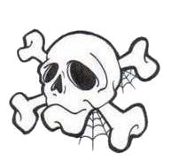 skull of rock by smilersmiles