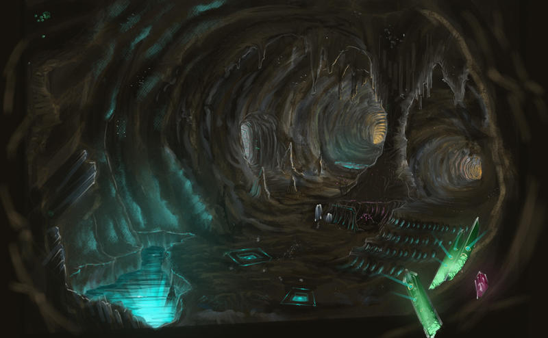 The Cave by chinesehof