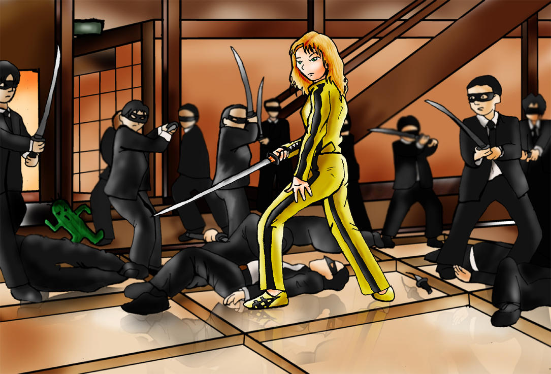 Kill Bill Volume One Part Twoo by Cactrot116