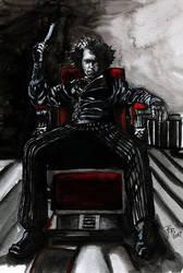 Sweeney Todd by RubberDuckyTai