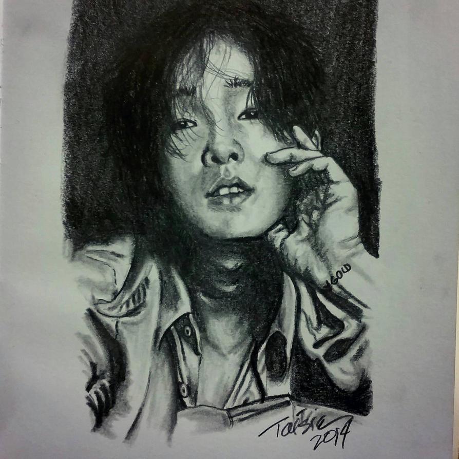 Taehyun by RubberDuckyTai