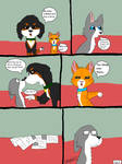 Alpha and Husky Tales Chapter 4 page 9