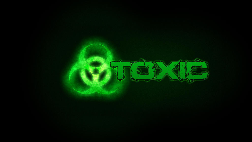 wallpaper toxic mask