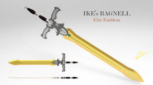 Ike's Ragnell (3D model available)