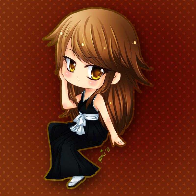 kiriban: Chie by eda-yuki