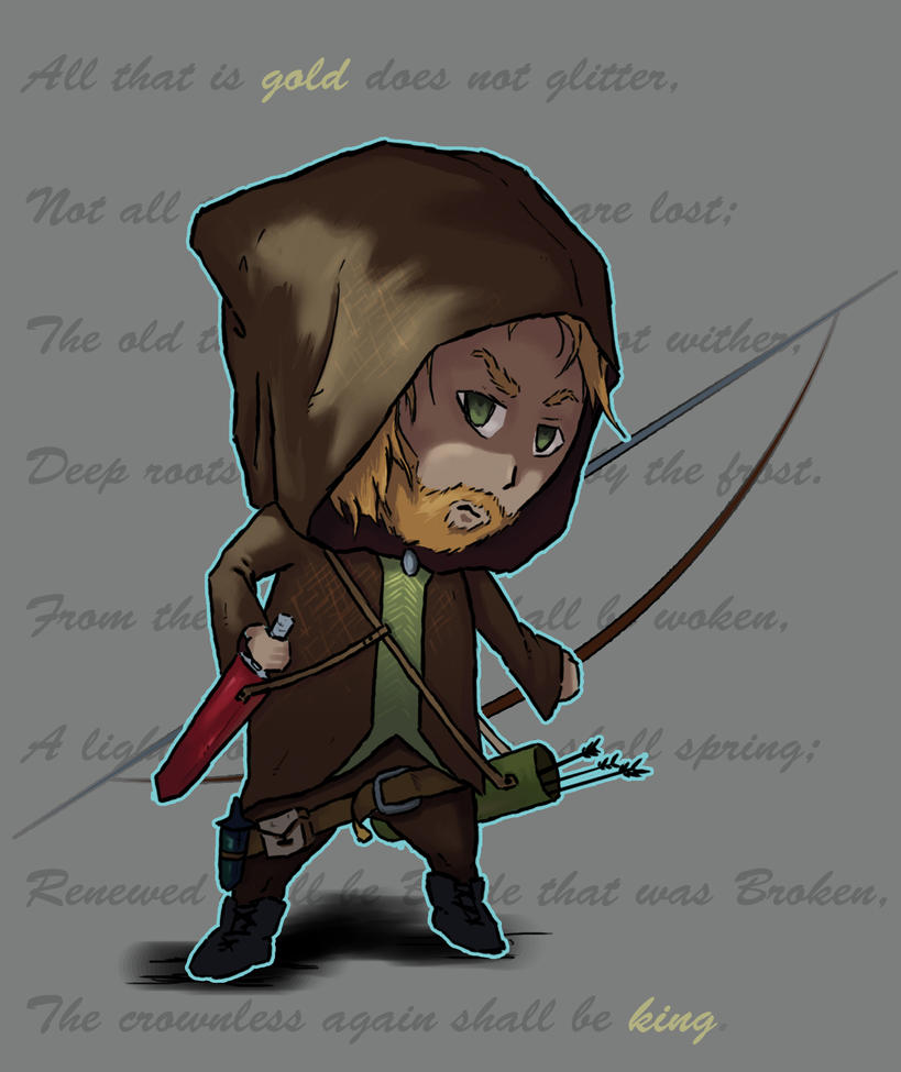 Aragorn by izzi3bootz