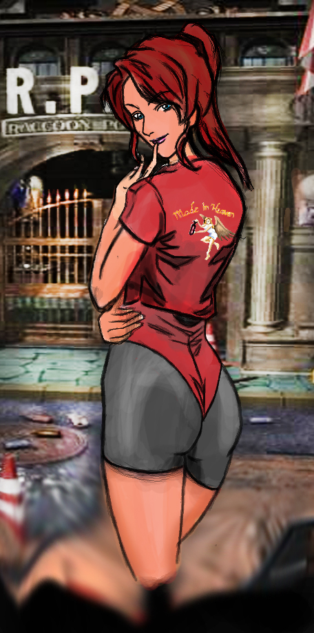 claire redfield by breakjito d4ey94q Free Hentai Image Set Gallery: Claire Redfield