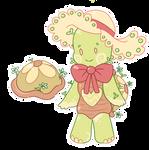 [GA41] Garden Turtle
