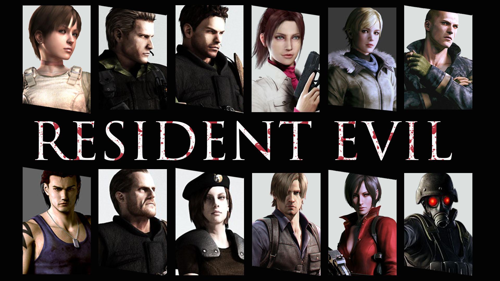 resident evil saga by huskysama d5wy3ta