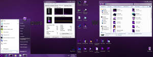 7tsp Purple Theme Source Pack
