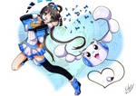 Commission: Luo Tianyi
