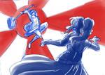 Ramona vs Envy: Start