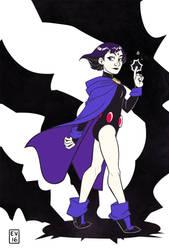 Raven by Caden13