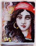 Finetta, the Gypsy Queen