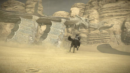 13 Colossus - Shadow Of The Colossus