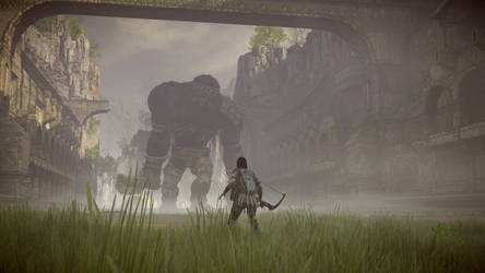 15 Colossus - Shadow Of The Colossus