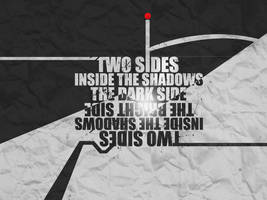 Two sides inside the shadows by Jesus-66