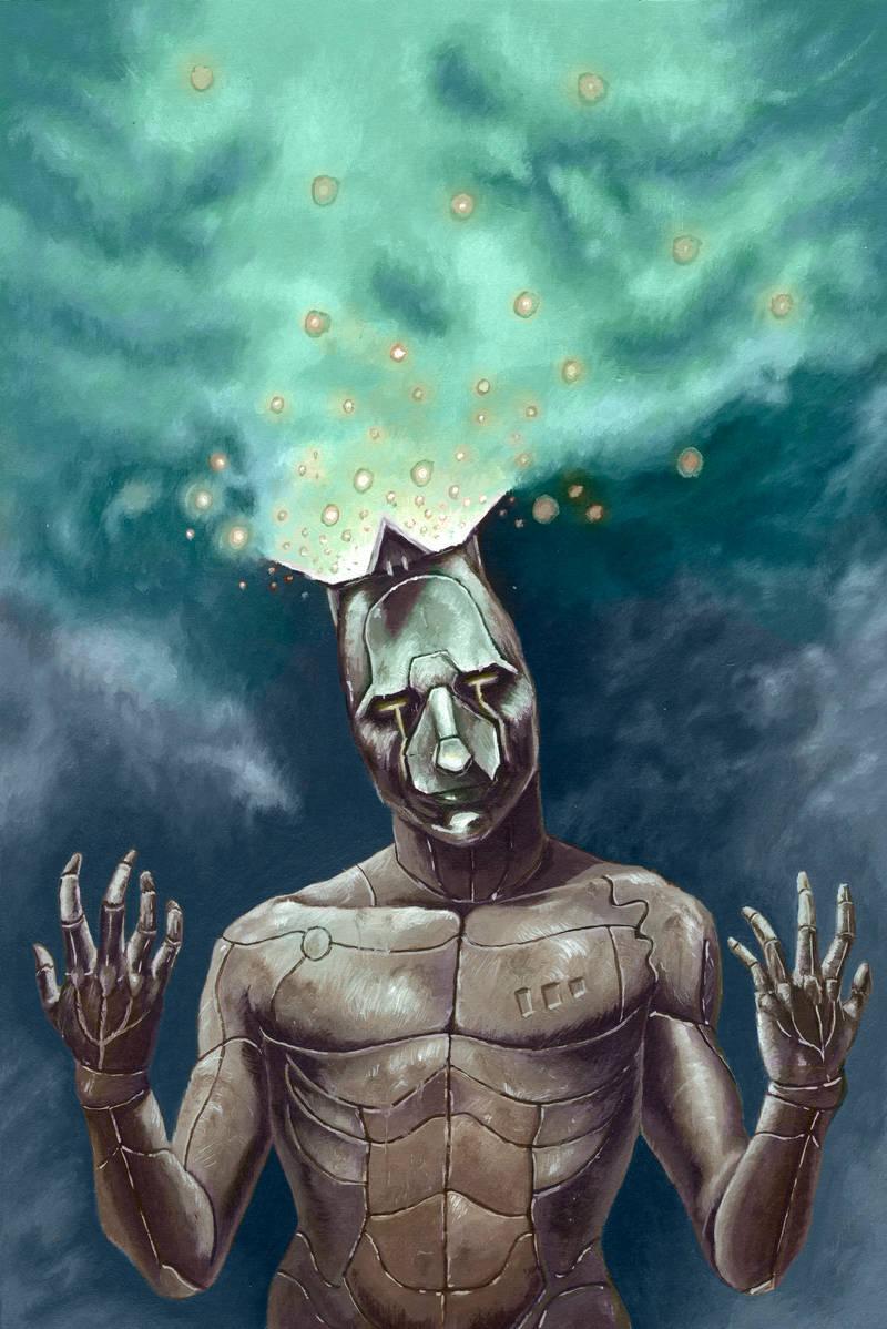Mind Guts by NickTrip