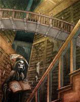 Death's Office by NickTrip