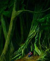 Dark Forest by NickTrip