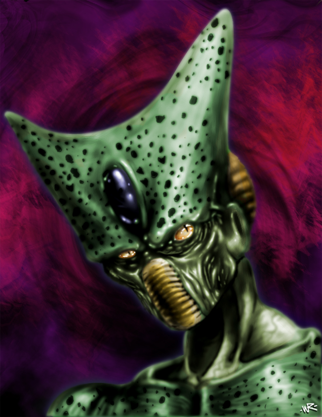 Imperfect Cell by Feedrosie on DeviantArt