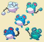 PokemonSubspecies: Marill