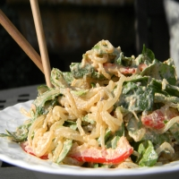 Kelp Noodle Pad Thai by ThriveAlive
