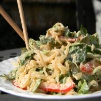 Kelp Noodle Pad Thai by ThriveAlive